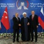 Üçlü Zirve sonrası Rusya'dan kritik hamle!