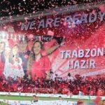 TFF'den Trabzon'a teşekkür