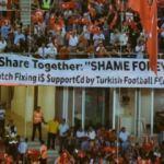 Trabzon'da olay pankart! 'Sonsuza kadar utanç...'
