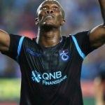 Trabzonspor'un golcüsü kayıplara karıştı