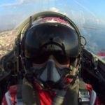 Türk Yıldızları'nın kokpit görüntüleri nefes kesti