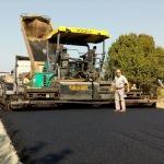 Turpçular köyünün yolu asfaltlandı