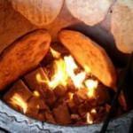 Ekmek pişiren kadının feci ölümü