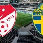 Türkiye - İsveç maçı ne zaman, saat kaçta? ( TRT1 maçı canlı izle)