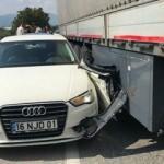 Kılıçdaroğlu'nun koruma ekibi kaza yaptı
