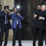 Başkan Erdoğan'ı böyle karşıladı