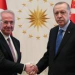 Cumhurbaşkanı Erdoğan, TÜSİAD heyetini kabul etti