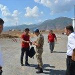 Gaziantep'te bedelli askerler kışlasına teslim olmaya başladı