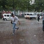 Kastamonu'da şiddetli yağış
