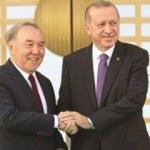 Kazakistan'la beş anlaşma birden
