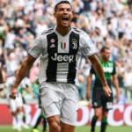 Ronaldo hesabı 2 golle açtı! Zafer...
