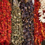 Evde sebze ve meyve kurutma yöntemleri