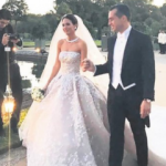 Sosyetenin düğünündeki şok detay!