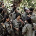 Terör örgütünün kadın yapılanmasına ağır darbe