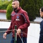 Trabzonspor'da Burak Yılmaz sürprizi! Dün...