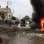 Türkiye sınırında bombalı saldırı! Yaralılar var