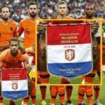 Skandal! Hollanda kendi ismini yanlış yazdı
