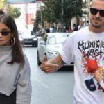 Orhan Gencebay'ın oğlunun Trump tişörtü dikkat çekti