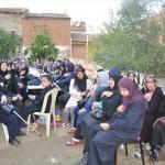 Tire'de Kerbela şehitlerini anma programı