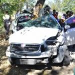 Muğla'da otomobil ağaca çarptı: 2 ölü, 1 yaralı