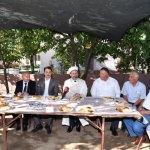 Diyanet İşleri Başkanı Erbaş, imam olarak görev yaptığı köyü ziyaret etti