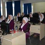 Üreten kadınlar e-ticaret eğitimi aldı