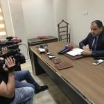 Şahinbey Belediyesi Meclis Üyesi Barış'ın belediyeden ihale aldığı iddiası