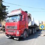 İdlib'deki gözlem noktalarına beton blok sevkiyatı sürüyor
