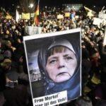 Almanya'da aşırı sağcılar ayaklandı!