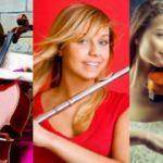 Kadınların eline yakışan müzik aletleri