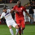 Afyonspor ve Balıkesir puanları paylaştı!