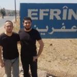 Afrin'de şiddetli çatışma böyle önlendi!