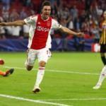 Ajax Devler Ligi'ne G.Saray gibi başladı!