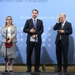 Bakan Albayrak Almanya'da: Yeni bir dönem başladı
