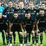 Beşiktaş'ın kadrosu belli oldu! 2 eksik...