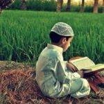 Dinine bağlı olan çocuklar daha mutlu!