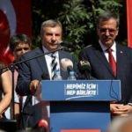 Eski bakan CHP'den başkan adayı oldu