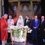 Fatma Betül Sayan Kaya nikah şahidi oldu