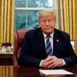 Trump: Biz olmasak güvende olamazlar!