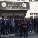 Kırklareli'de, Gezi Parkı odaklı eylemlere ilişkin dava