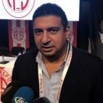 3 yıllığına Antalyaspor'un başkanı oldu!