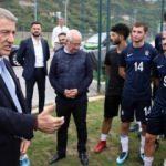 Ahmet Ağaoğlu: 6 oyuncu istiyorum!