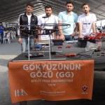 BEÜ öğrencileri, TEKNOFEST İnsansız Hava Araçları Yarışması'na katıldı