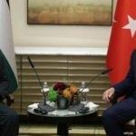 Başkan Erdoğan, Mahmud Abbas ile görüştü