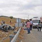 Adıyaman'da trafik kazası: 2 ölü, 2 yaralı