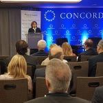 Başkan Şahin, Atlantik Konseyi'nde konuştu