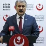 Destici'den sert 'HDP' çıkışı: İdamı hak ediyor!