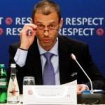 Ceferin yeniden UEFA başkanı seçildi!