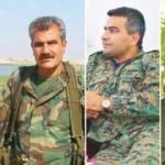 İsimleri belirlendi! İşte PKK'nın Münbiç kadrosu