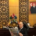 MHP'nin yeni gazetesi yayında!